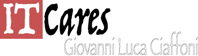 Giovanni Luca Ciaffoni Official site